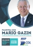 Mário Gazin vai palestrar em Sinop!