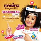 Fasipe prepara Vestibular 2019