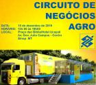 Circuito de Negócios Agro será nesta terça-feira (10) em Sinop