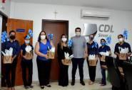 CDL SINOP HOMENAGEIA AS MÃES DA CDL