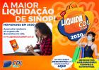 ATENÇÃO EMPRESÁRIOS últimas horas para se cadastrar na Liquida 2020